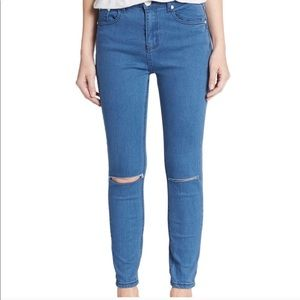 One Teaspoon Dixies Jeans in Blue